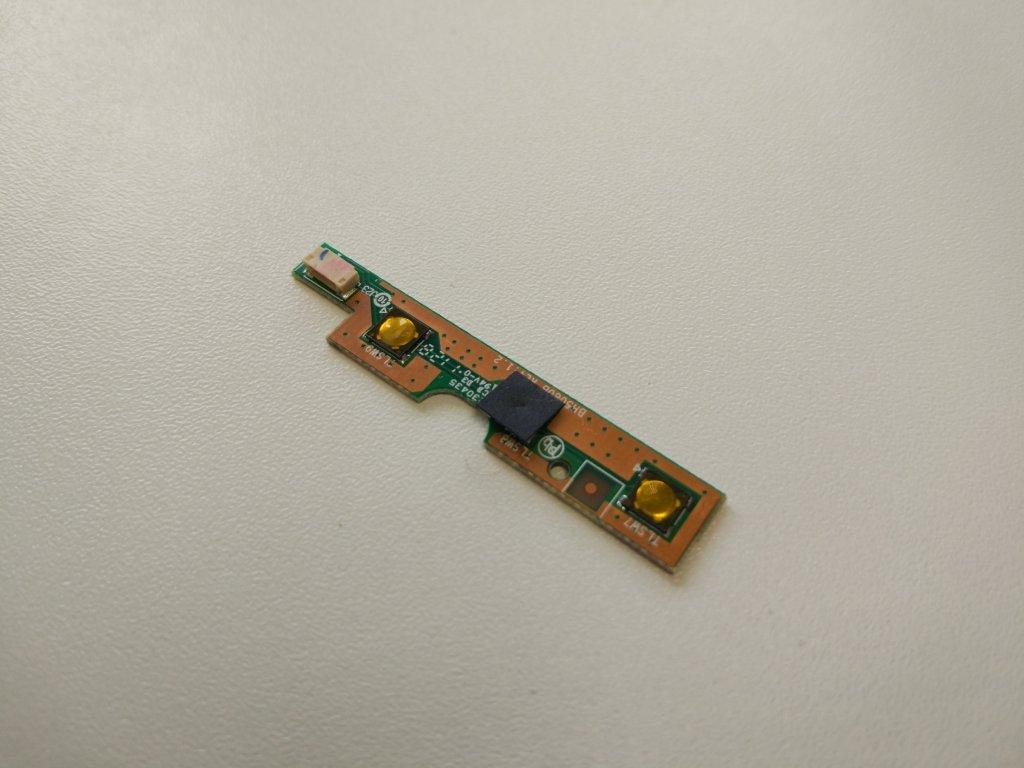 Lenovo S100 tlačítko zapínání