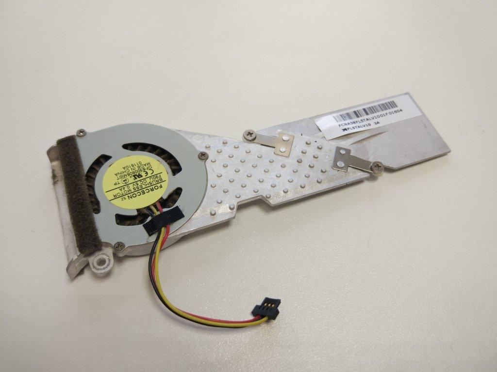 Lenovo S10-3 ventilátor chlazení