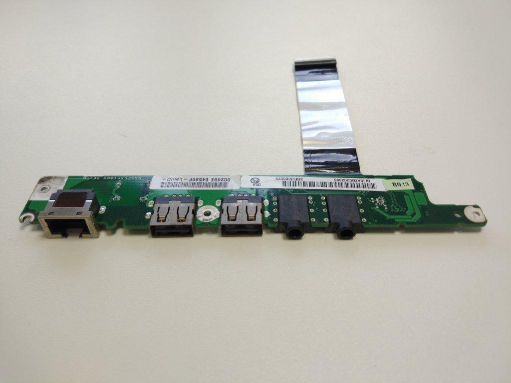 Lenovo S10-3 USB audio jack RJ45