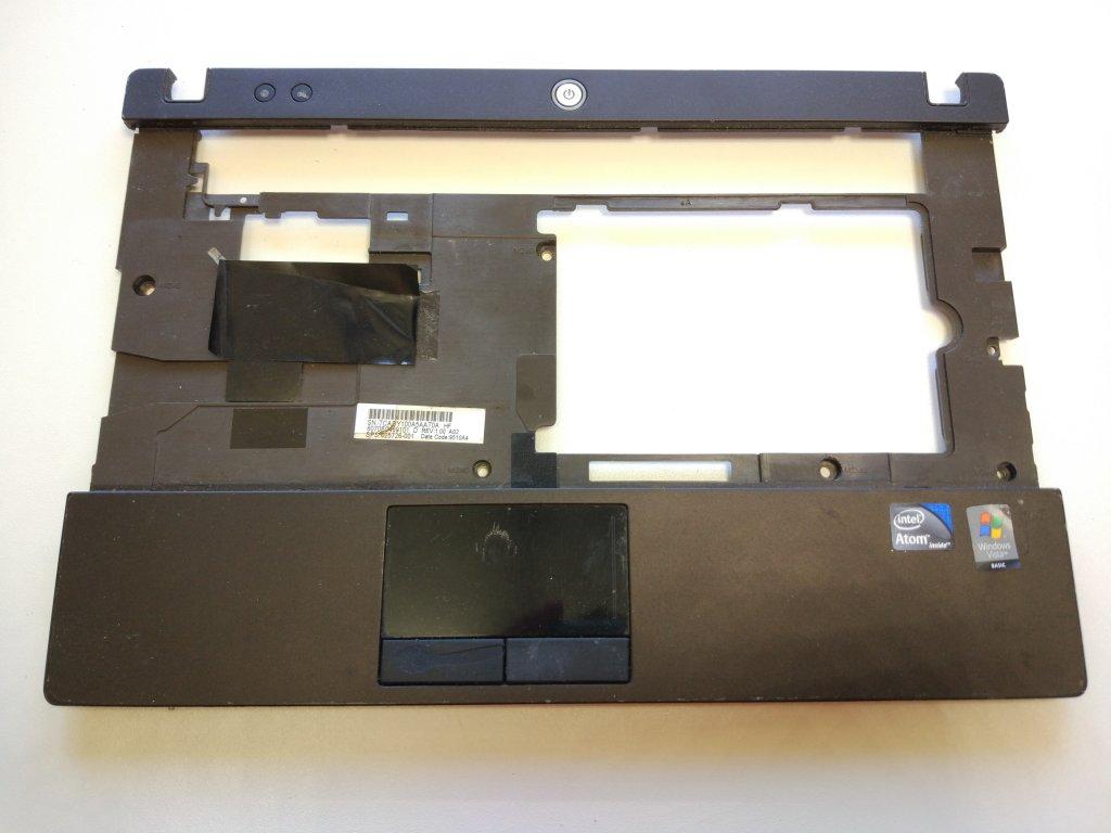 HP Mini 5101 palmrest (kolem klávesnice)