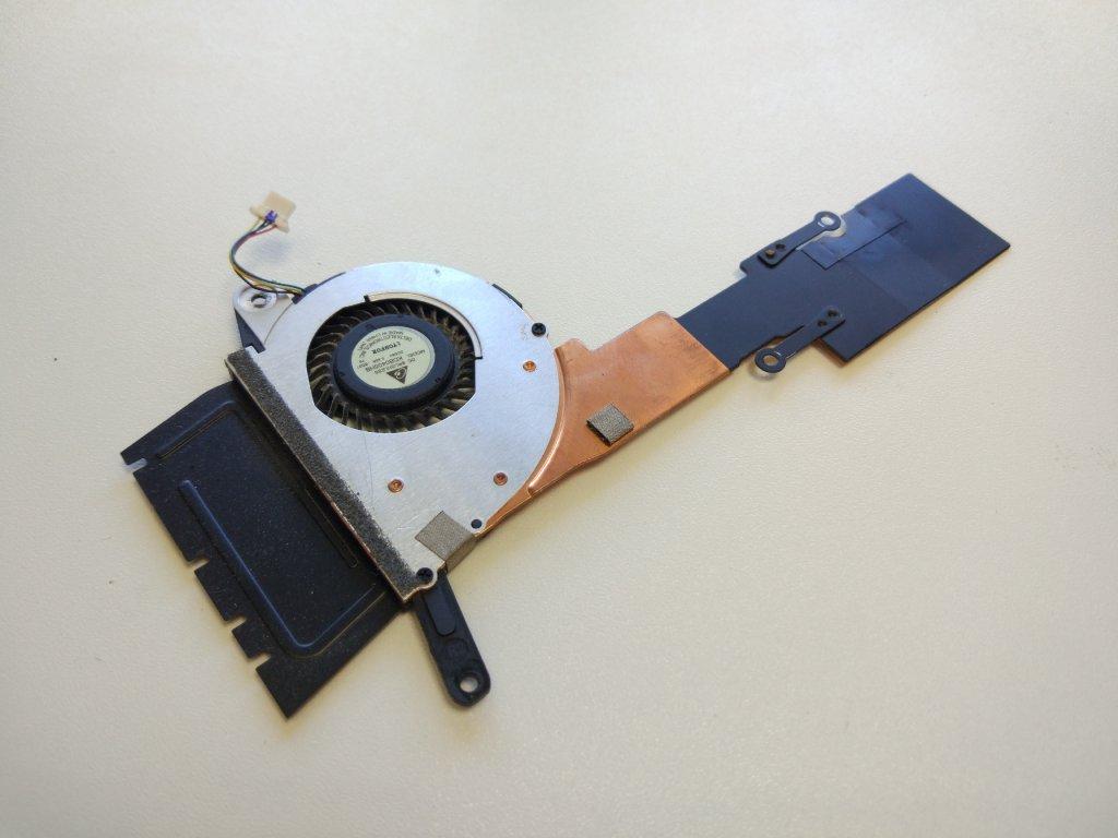Asus Eee PC x101 ventilátor chlazení