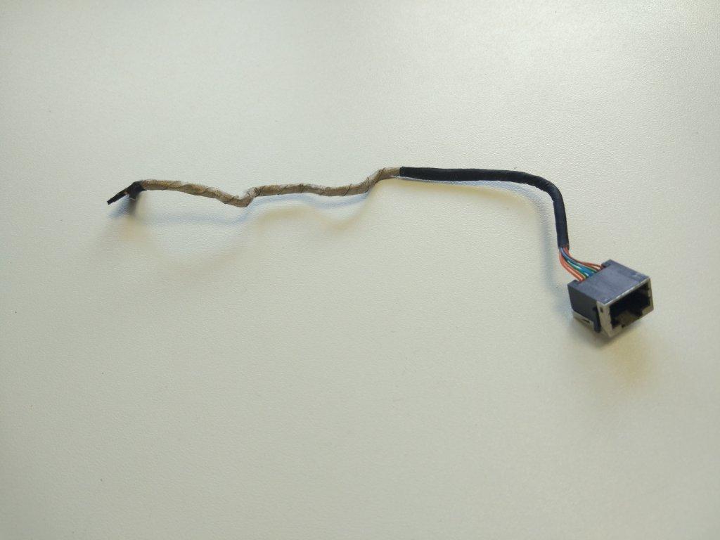 Asus Eee PC 1101HA RJ 45 Ethernet LAN konektor