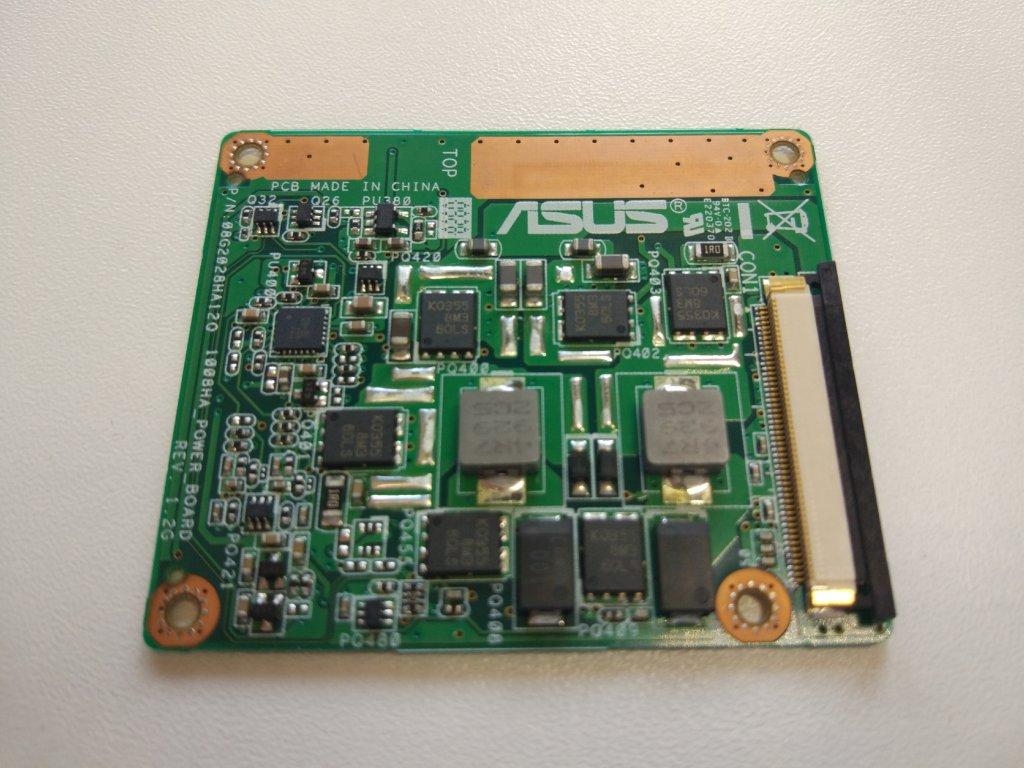 Asus Eee PC 1008HA Board