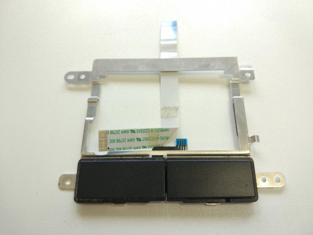 Dell E4300 tlačítka touchpadu