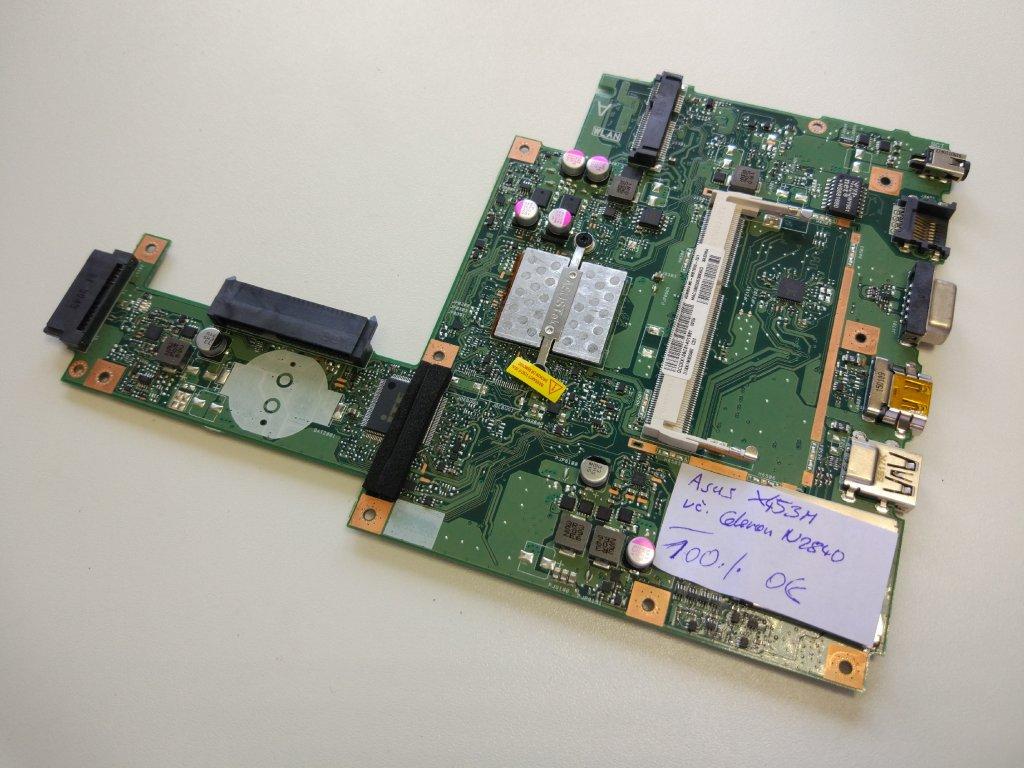 Asus X453M základní deska Intel N2840