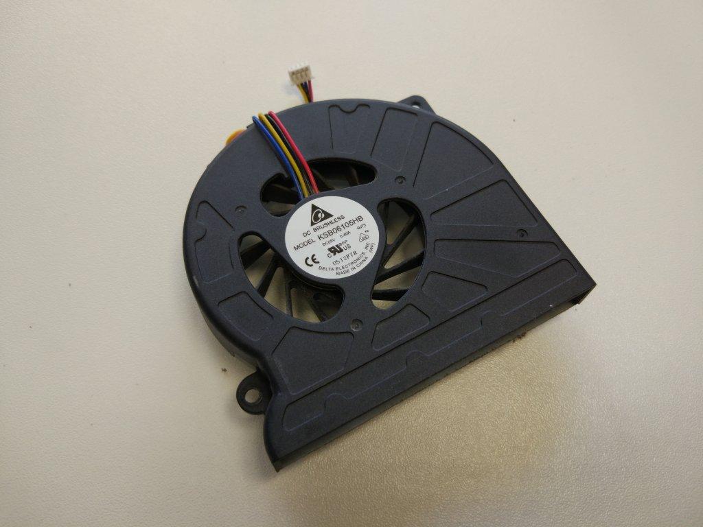 Asus N52 N52D ventilátor