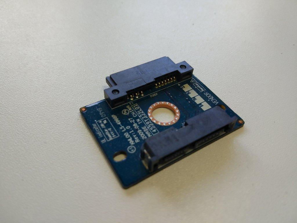 HP ProBook 6545b 6555b 6550b ODD redukce mechaniky