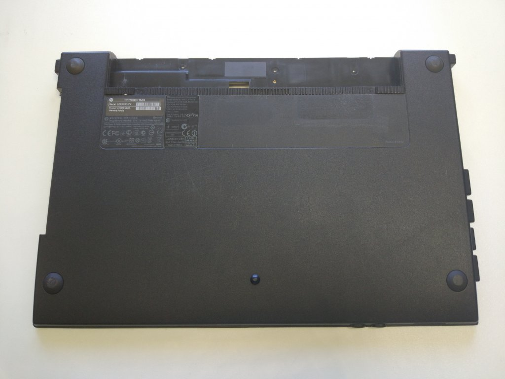 HP 4520s 4525s spodní vana
