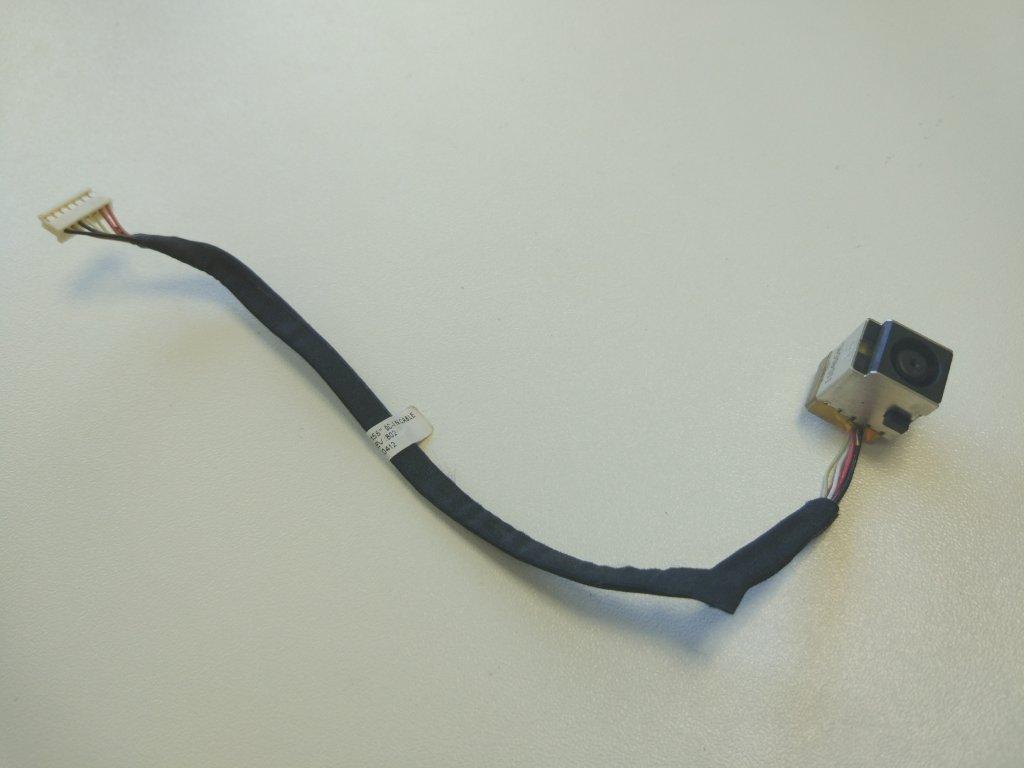 HP 4520s 4525s napájecí konektor