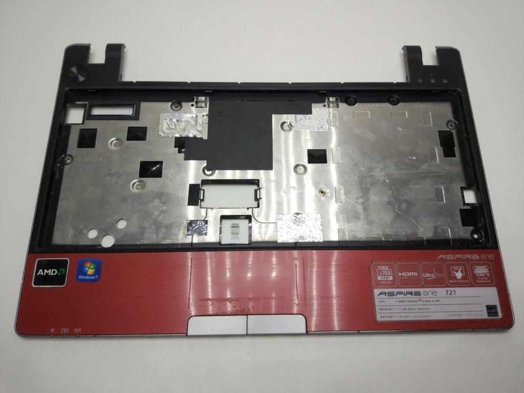Acer One 721 palmrest kolem klávesnice