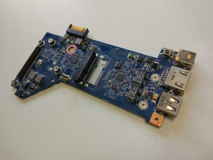 Acer 4810TZ 4810T napájecí konektor USB RJ45