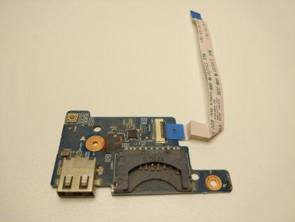 Acer ES1-531 USB konektor SD