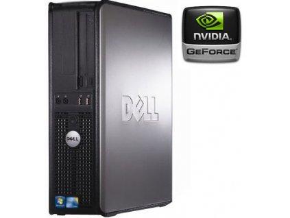 Dell Optiplex 740 DT (GAME BASIC)