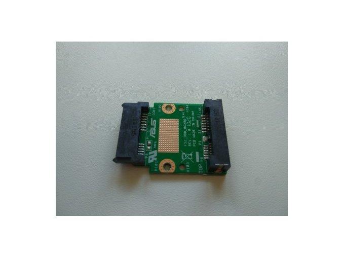 Asus K50 - SATA HDD redukce CD/DVD mechaniky