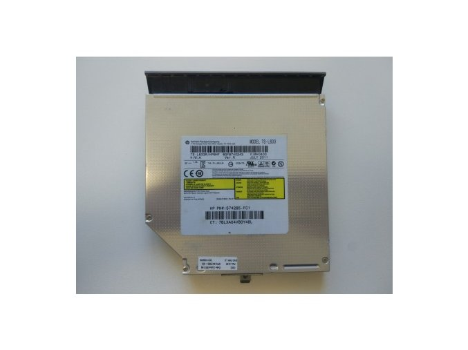 HP 4530s 4535s optická SATA CD DVD ODD mechanika
