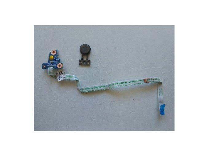 HP 4530s 4535s - tlačítko zapínání ON