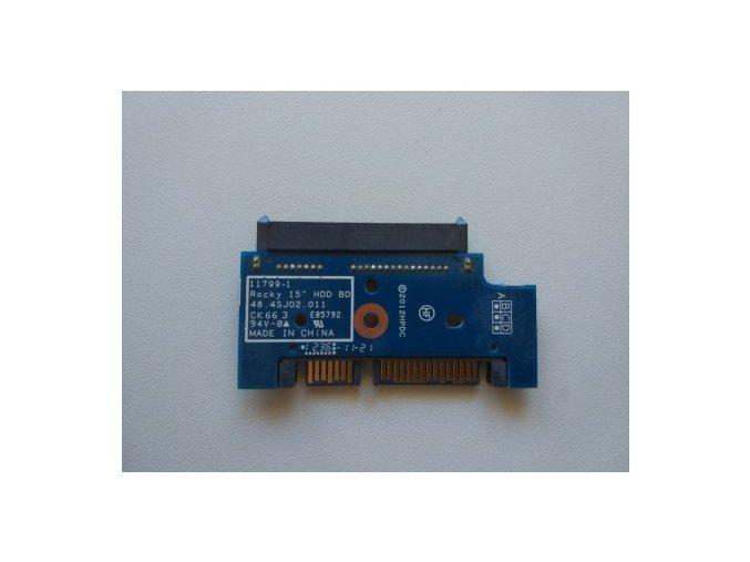 HP 4540s 4545s - SATA redukce pevného disku