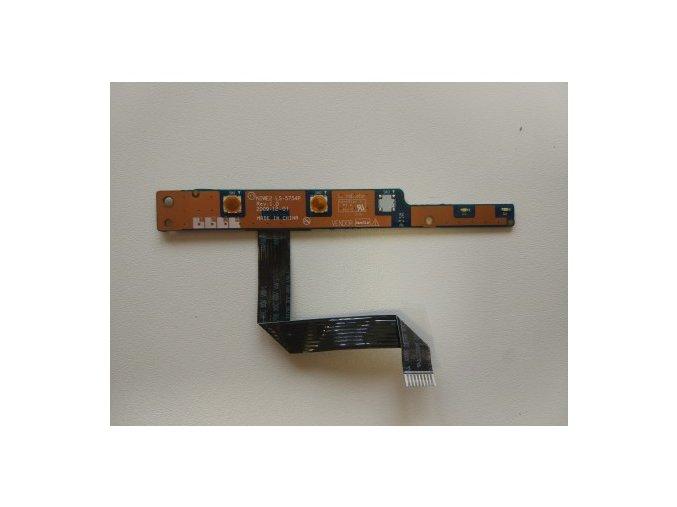 Lenovo G560 Z565 G565 - tlačítko / tlačítka zapínání