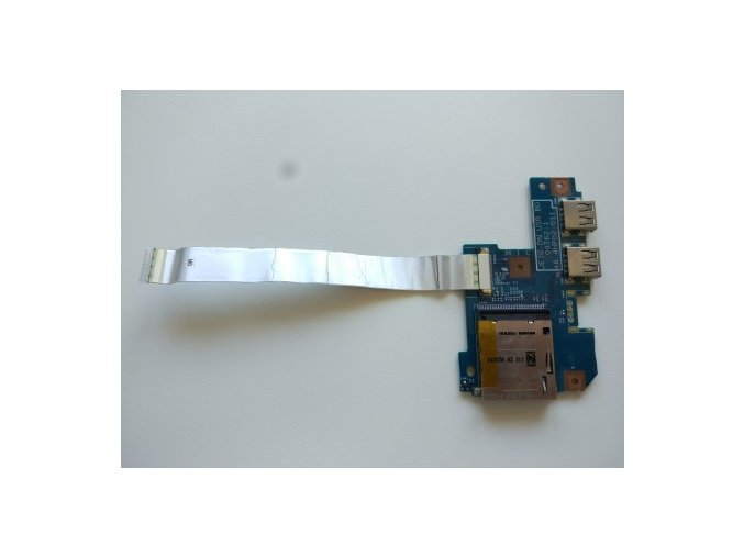 Acer 7551 7741 - USB konektory + čtečka SD karet