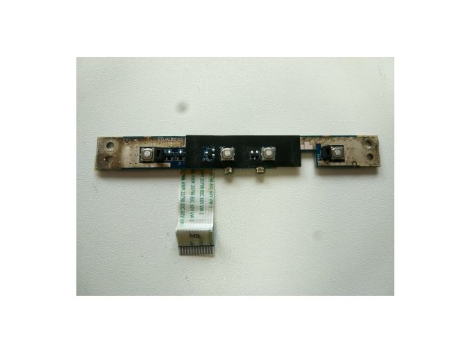 Acer Aspire 5530 - tlačítka