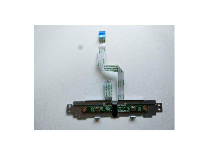 HP 650 655 Compaq CQ58 - tlačítka touchpadu
