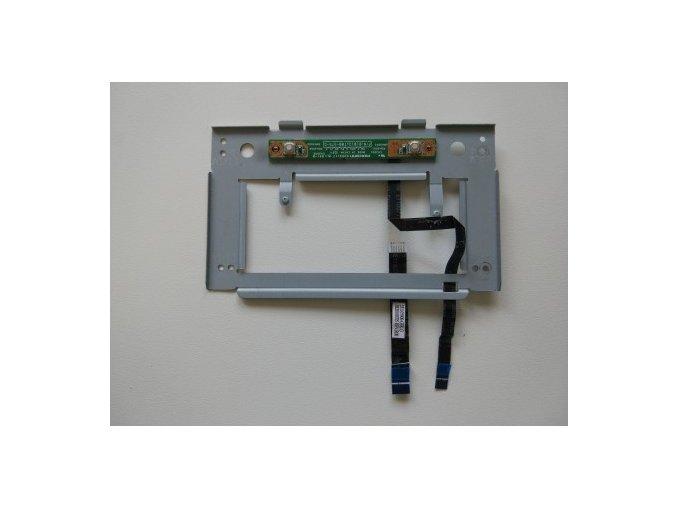 HP Pavilion G62 - tlačítka touchpadu s flex kabely