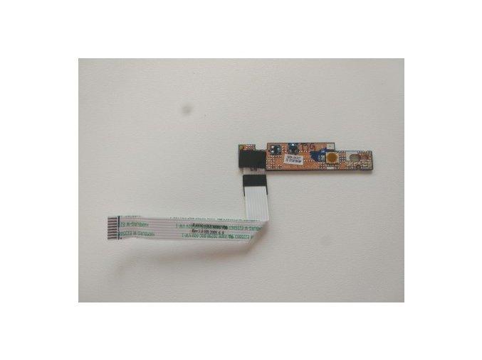 Acer One D250 - zapínací tlačítko