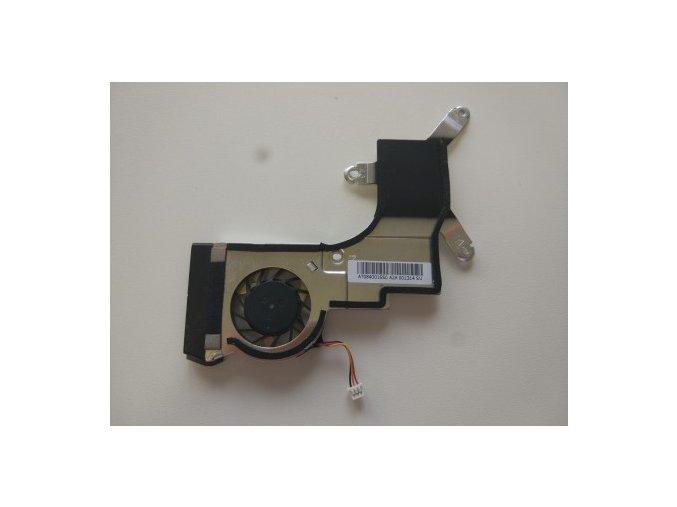 Acer One D250 - chlazení ventilátor