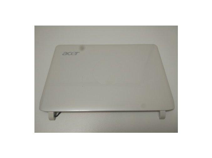 Acer One 752 - horní víko LCD displeje + WiFi antény