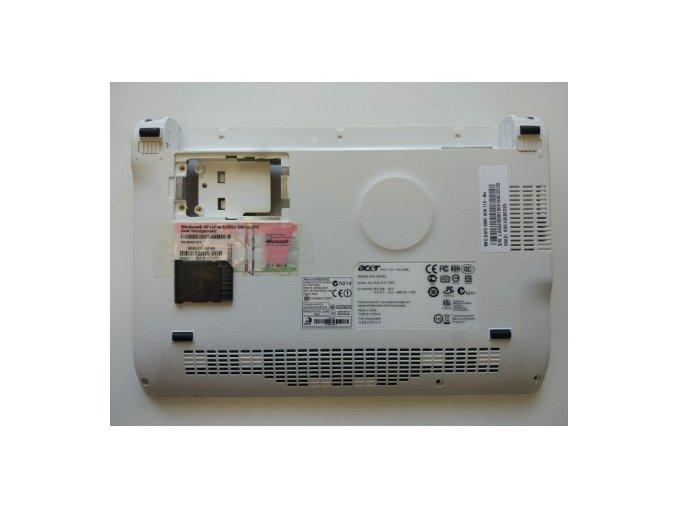 Acer one ZG5 - spodní vana