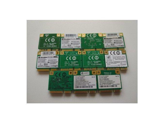WiFi modul karta AR5B95 802.11B/G/N Mini PCI-E