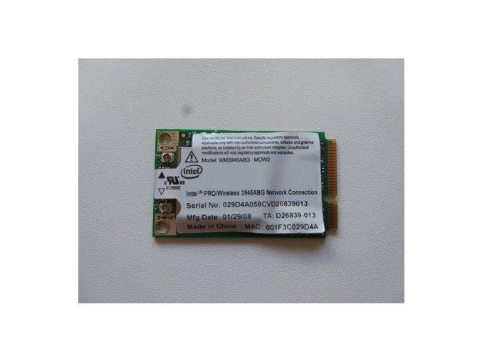 WiFi modul Intel 945ABG Mini PCI-E 54M 802.11A/B/G