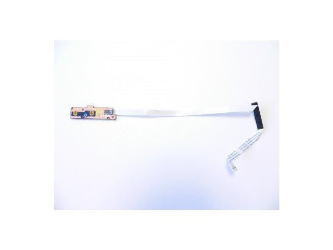 Lenovo IdeaPad G550 G555 - tlačítko zapínání