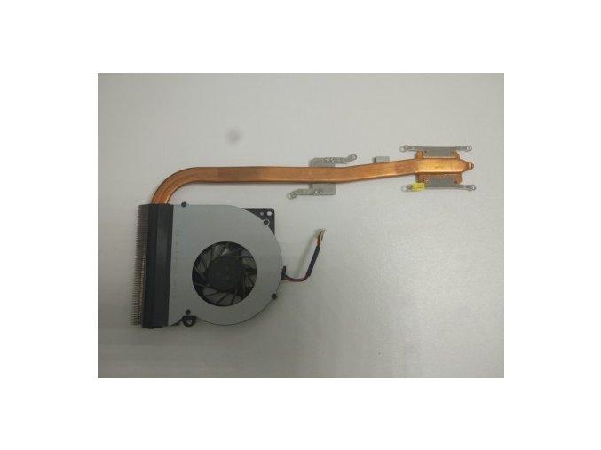 Asus A52 K52 X52 ventilátor chlazení