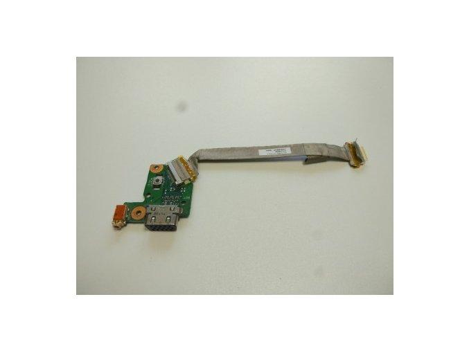 Asus N56 N56V VGA D-SUB konektory
