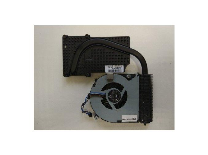 HP 6460b ventilátor chlazení