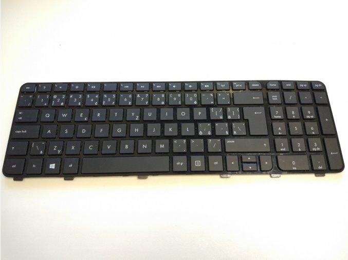 HP Envy DV6 DV6-7250ec klávesnice