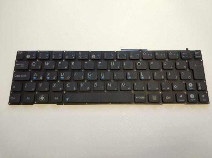 Asus Eee PC x101 klávesnice