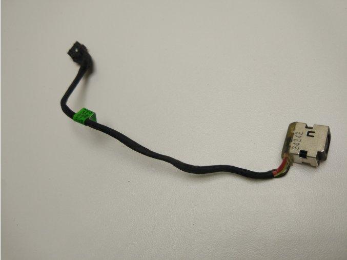 HP 430 G2 napájecí konektor