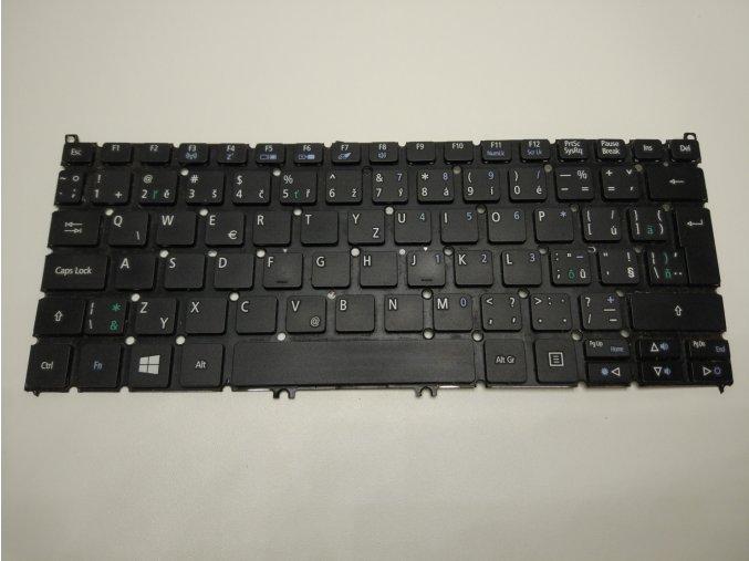 Acer One 721 klávesnice