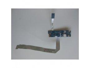 Packard Bell TM01 TM82 TM86 TM97 tlačítko zapínání