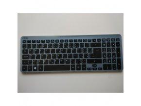 Klávesnice Acer V5 M5 - originální podsvícená modrá
