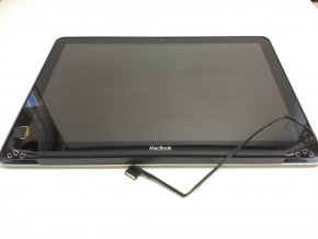 MacBook 13 A1278 2008 2009 2010 2011 horní top LCD displej