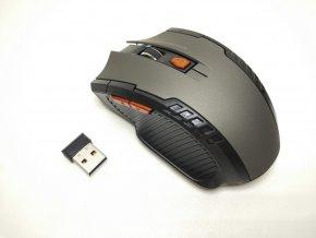 Bezdrátová herní myš