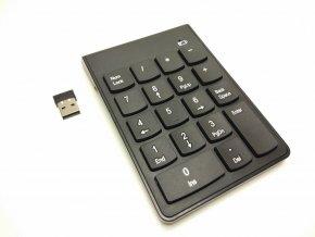 Numerický blok klávesnice