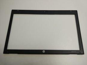 HP 8560p rámeček displeje