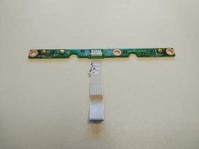 HP Mini 5101 tlačítka zapínání