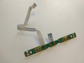 Asus Eee PC 1008HA tlačítka touchpadu