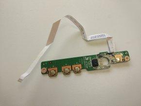 Dell E5420 tlačítka zapínání, ovládání
