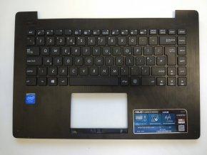 Asus X453M palmrest s klávesnicí